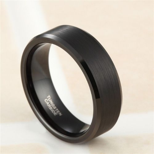 Black Ring for Men