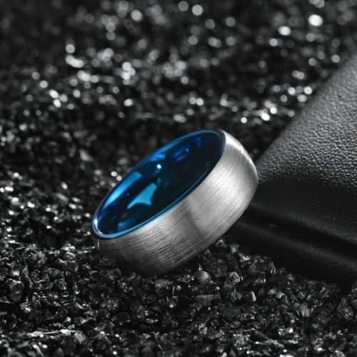 Tungsten Carbide Ring for Men