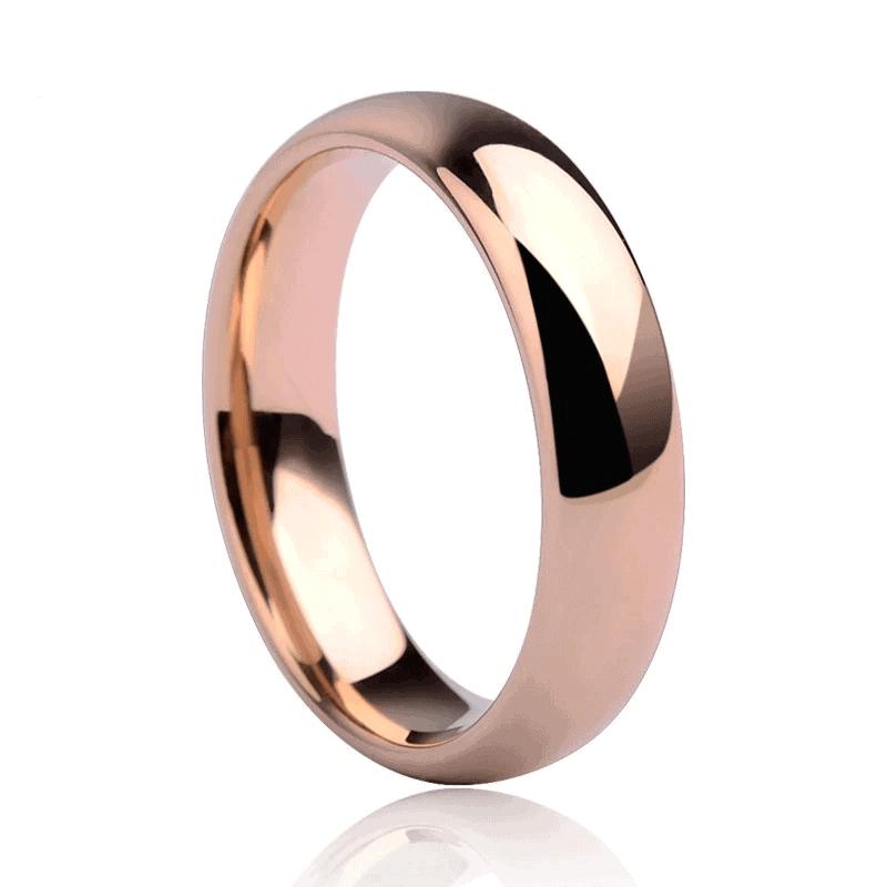 Dapper - Rose Gold Ring for Men