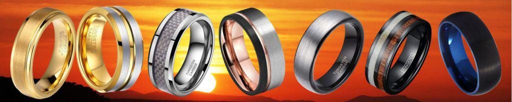 Selection of Men's Rings